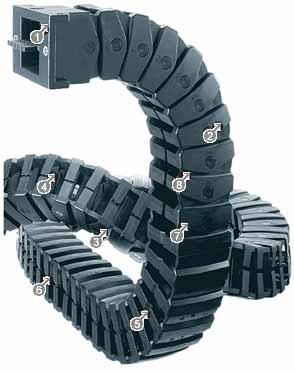 Igus 174 Energy Chain 174 Cable Carrier Series E333 75