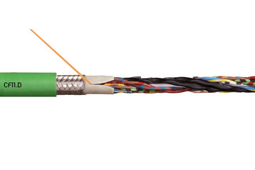 chainflex® measuring system cable CF11.D