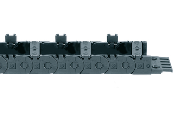 E2/000 Series 1500, energy chain, openable along the outer radius