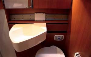 igus sanit relemente im wohnmobil. Black Bedroom Furniture Sets. Home Design Ideas
