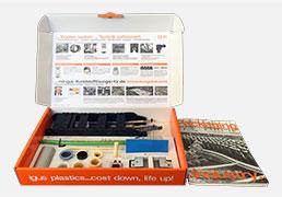 Musterbox Verpackungsindustrie