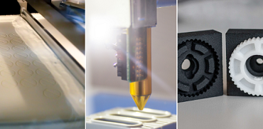 Additive manufacturing processes