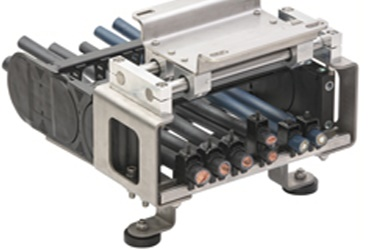 Floating moving end