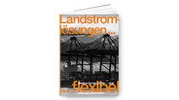 Brochure; energy chain systems for container terminals