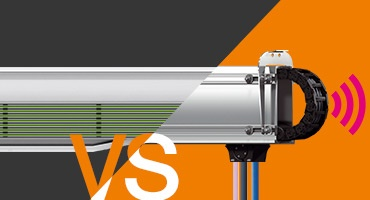 Energy chain systems instead of busbars