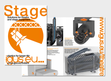 Stage equipment brochure